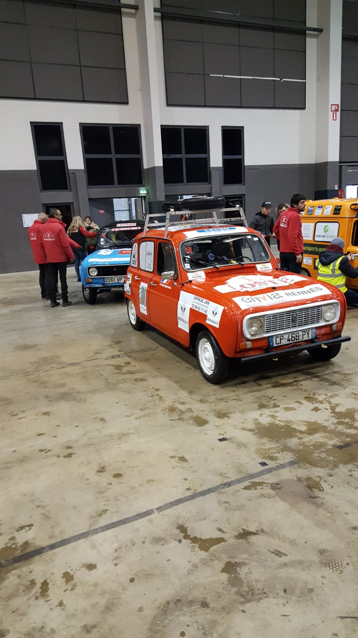 4 L TROPHY 2018 EQUIPAGE 1736