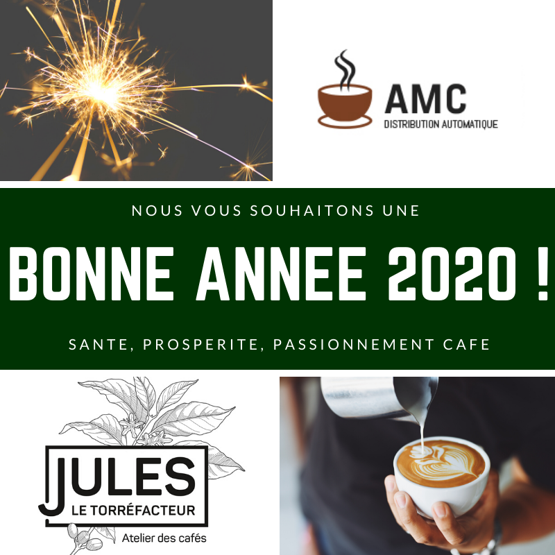 Proposition carte nouvel an 2020