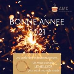 BONNE ANNEE 2021